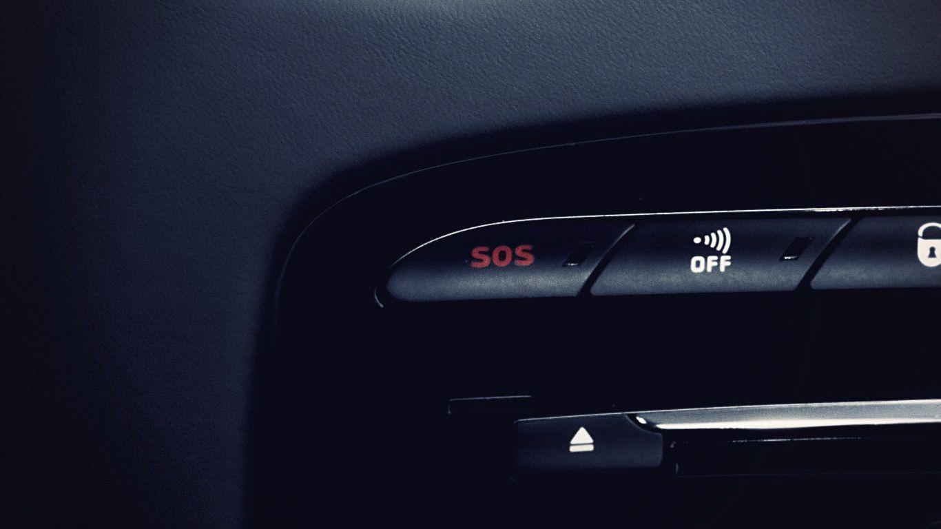 Services Peugeot Connect Sos Peugeot