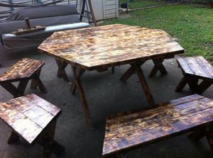 Picnic Tables Used Furniture For Sale Outdoor Tables Picnic Table