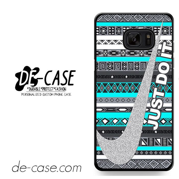 Nike Just Do It Sport Aztec Pattern Design DEAL-7899 Samsung Phonecase Cover For Samsung Galaxy Note 7