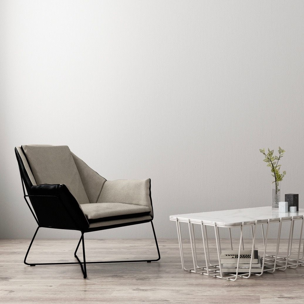 Contemporary Cool The Akira Chair Is A Contemporary Piece That