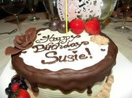 A Birthday Cake for Susie!::From MyNamePix on Pinterest and at  www.mynamepix.com | Cake, Birthday cake, Happy b day
