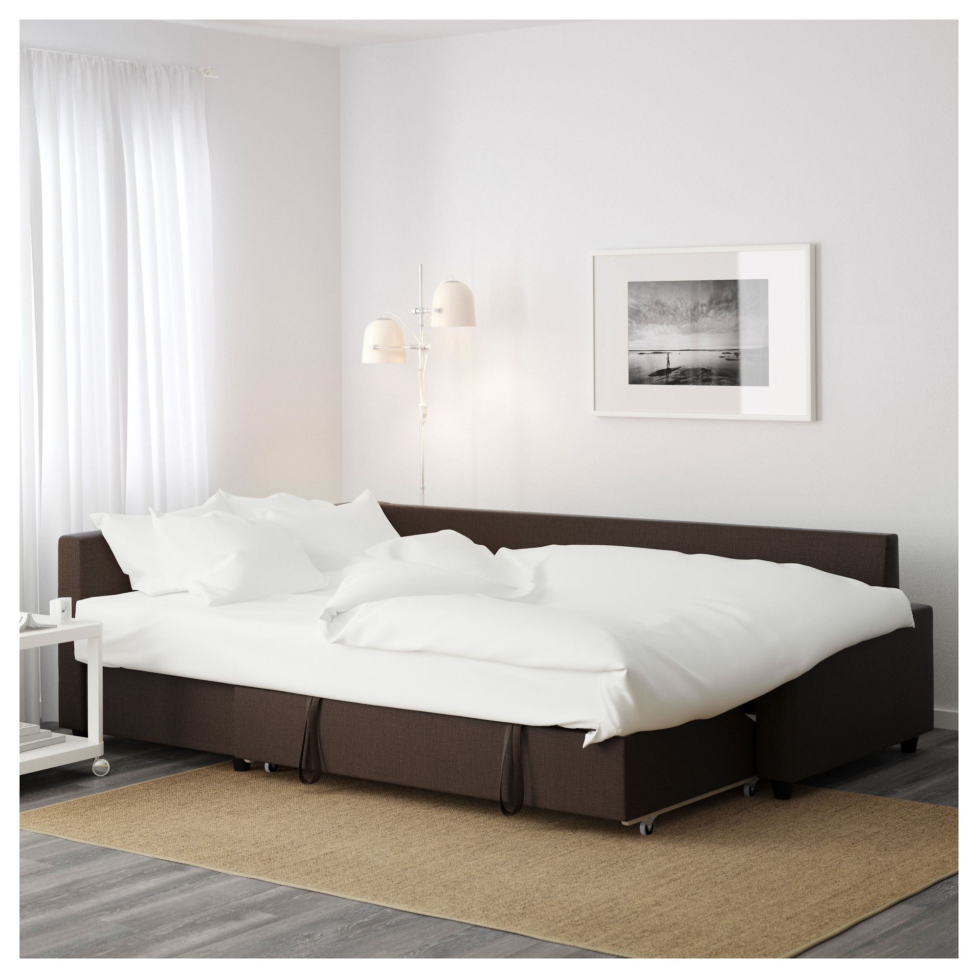 Furniture and Home Furnishings | Bedroom | Corner sofa bed with ...