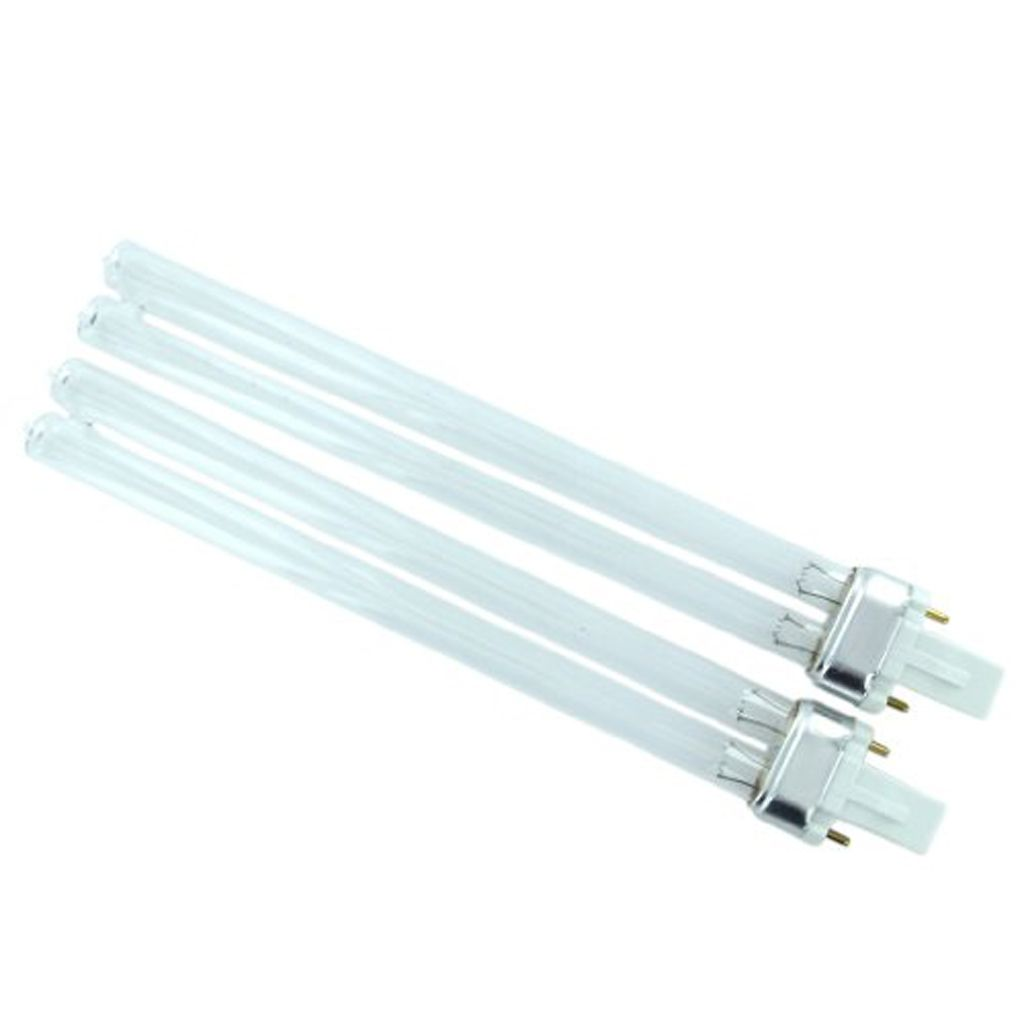 Wsfs Hot Sale 2pcs 11w Base De G23 Ampoule De Lumire Uv Lampe De Strilisateur Uv Pour Aquarium Light Bulb Aquarium Uv Light Bulbs Aquarium Lighting