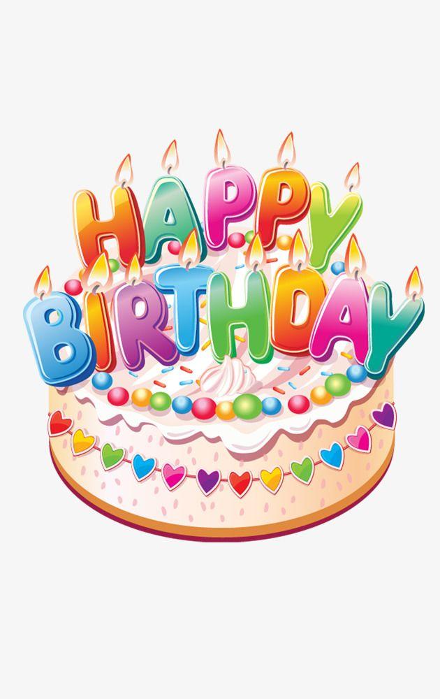 Birthday Cake Decoration Material Birthday Clipart Cake