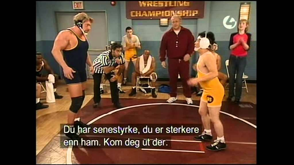 Madtv S07E09 Highschool Wrestling Meet With Triple H