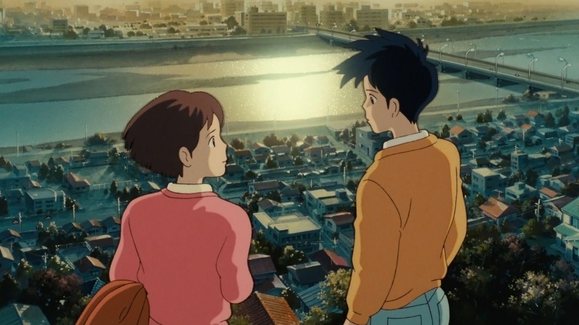 Whisper Of The Heart Wallpapers in 2020 Aesthetic anime