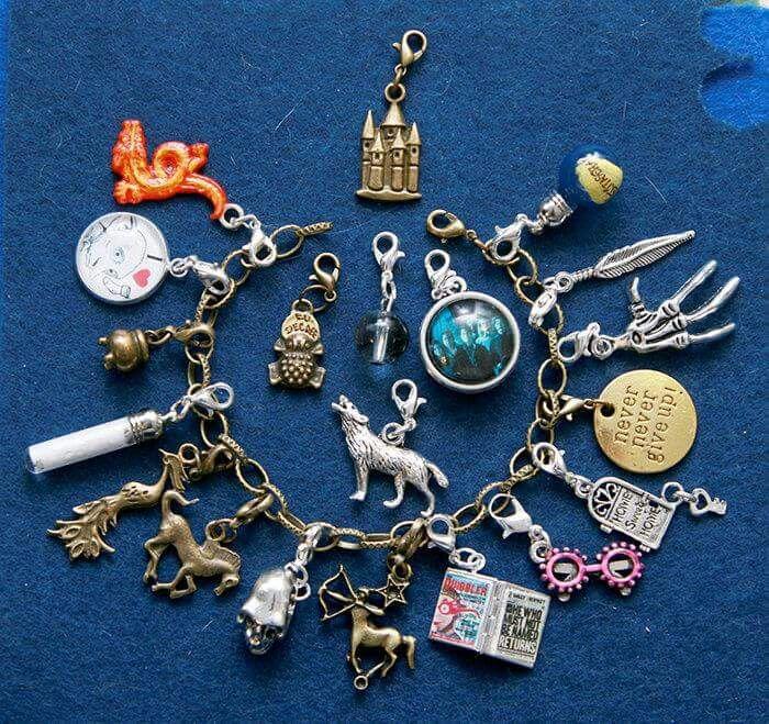 Order of the Phoenix bracelet