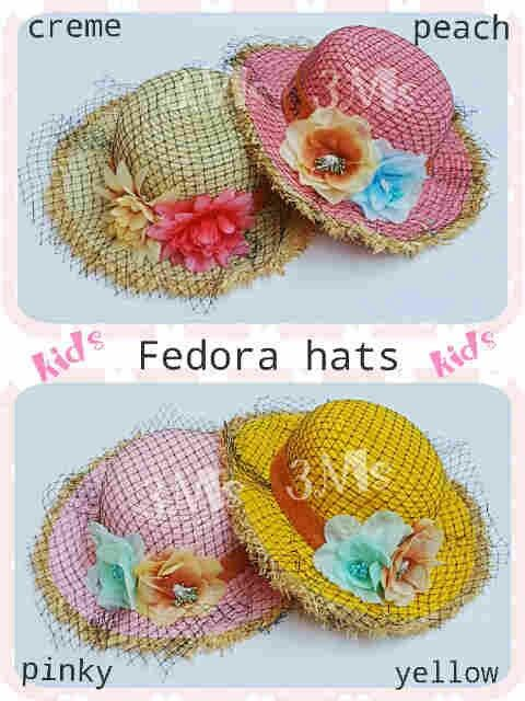 Fedora hats @79rb Bhn rajut, fit 2-8thn, bebas pilih 4wrn, minim 2pcs, brg PO, ready 4mgg Order by BB : 27B24069 CALL : 081234284739 SMS : 082245025275 WA : 08813225767 FB : Vanice Cloething Twitter : @VaniceCloething Instagram : Vanice Cloe