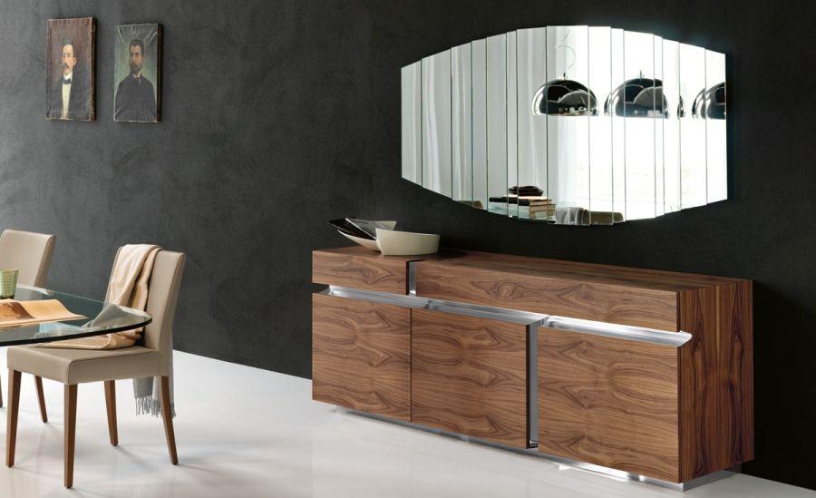 Prisma Cattelan Italia Sideboard Walnut Sideboard Luxury Furniture Stores Italian Furniture