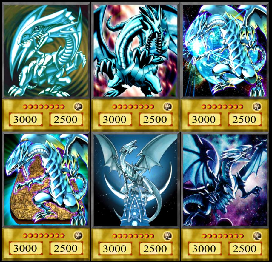 The Blue Eyes White Dragon Yugioh Dragon Cards Yugioh Dragons White Dragon