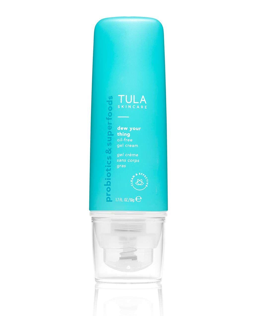 Tula Probiotic Skin Care Dew You Water Based Face Cream Moisturizer Cream Gel Cream