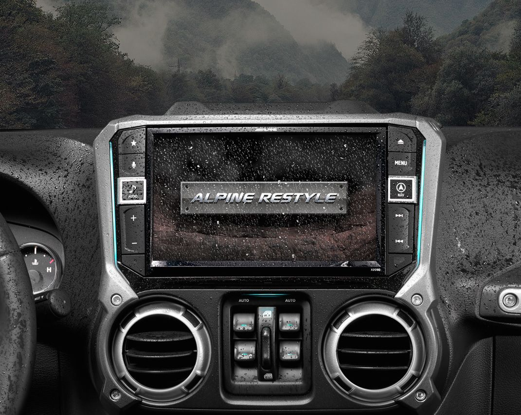 Do you take your Jeep Wrangler off the beaten path? Alpine