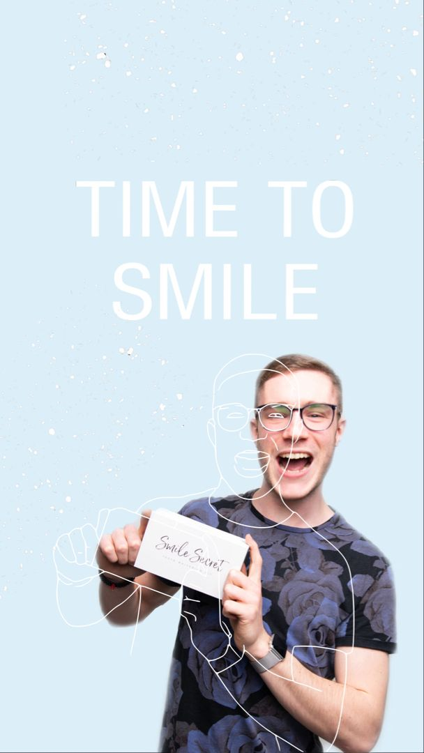 #teethwhitening #smilesecret #smiley #secret #timetoshine