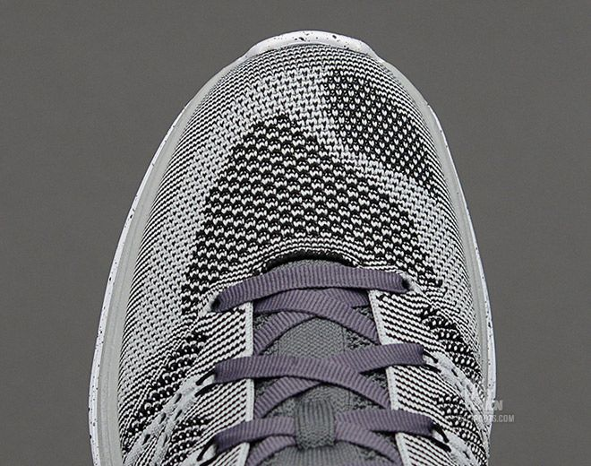 Nike Flyknit Lunar 1+ - Wolf Grey - Detailed Images   Sole Collector