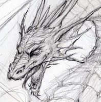 Dragon Head by Loren86