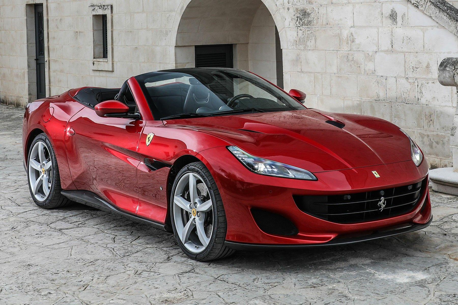 Candy Apple Red Ferrari, Luxury cars, Car