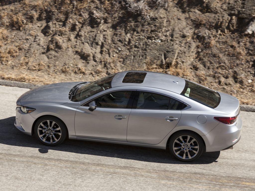 201617 Mazda6 [North America] (GJ) '201517 Mazda
