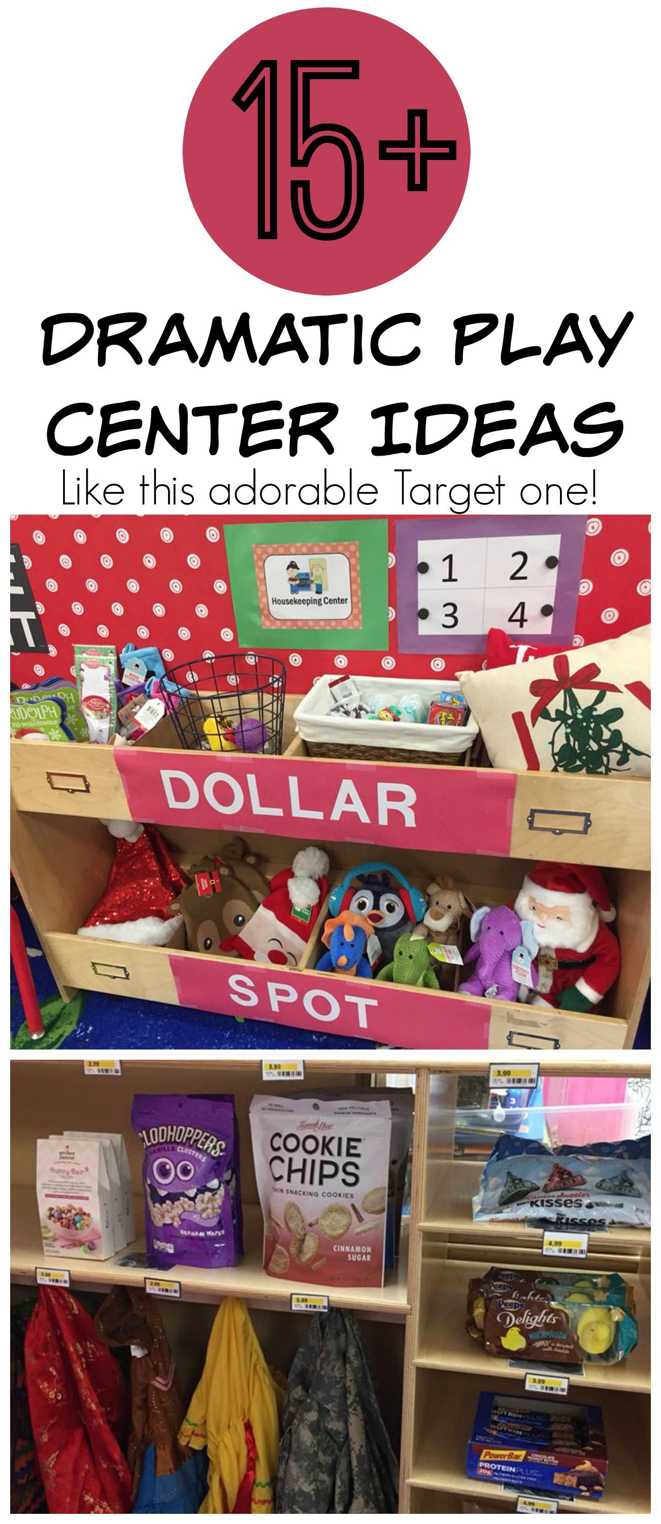 Great Ideas For Dramatic Play Centers