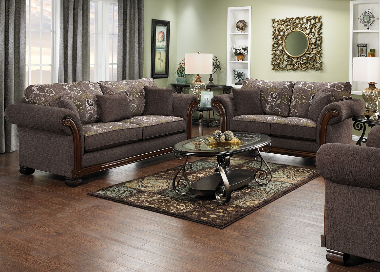 Magnificent Hazel Chenille Loveseat Quartz Living Area Full Size Lamtechconsult Wood Chair Design Ideas Lamtechconsultcom