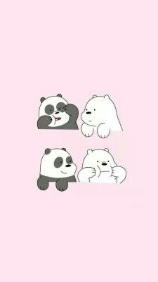 Pin By Srishty Yadav On Quotes Wallpaper Iphone Wallpaper Bare Bears