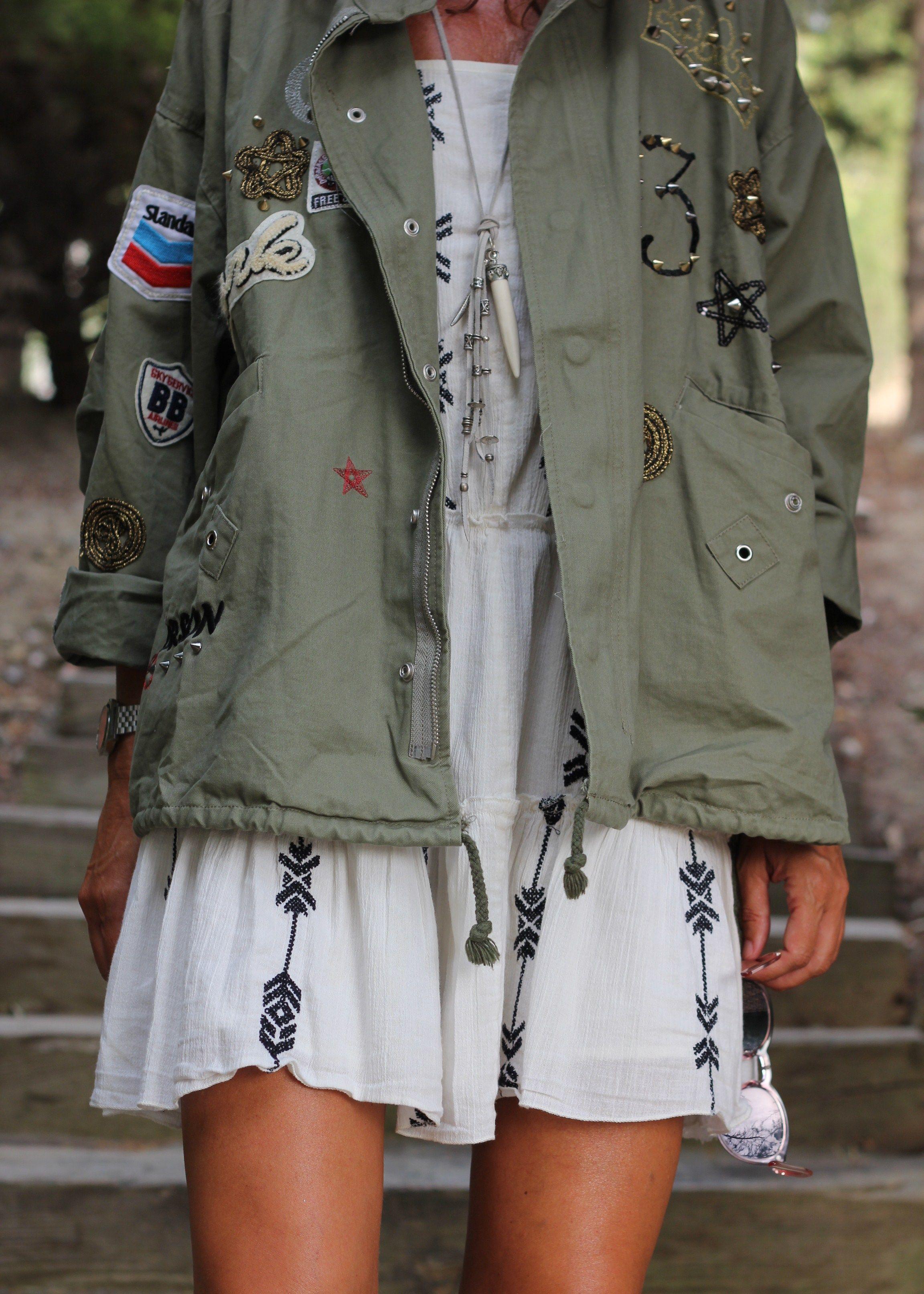 tarifa soul: parka mytenida | Ropa de moda mujer, Moda
