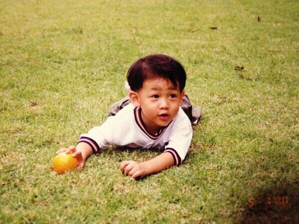 Little BAMBAM ❤️❤️❤️ I think I just died from cuteness