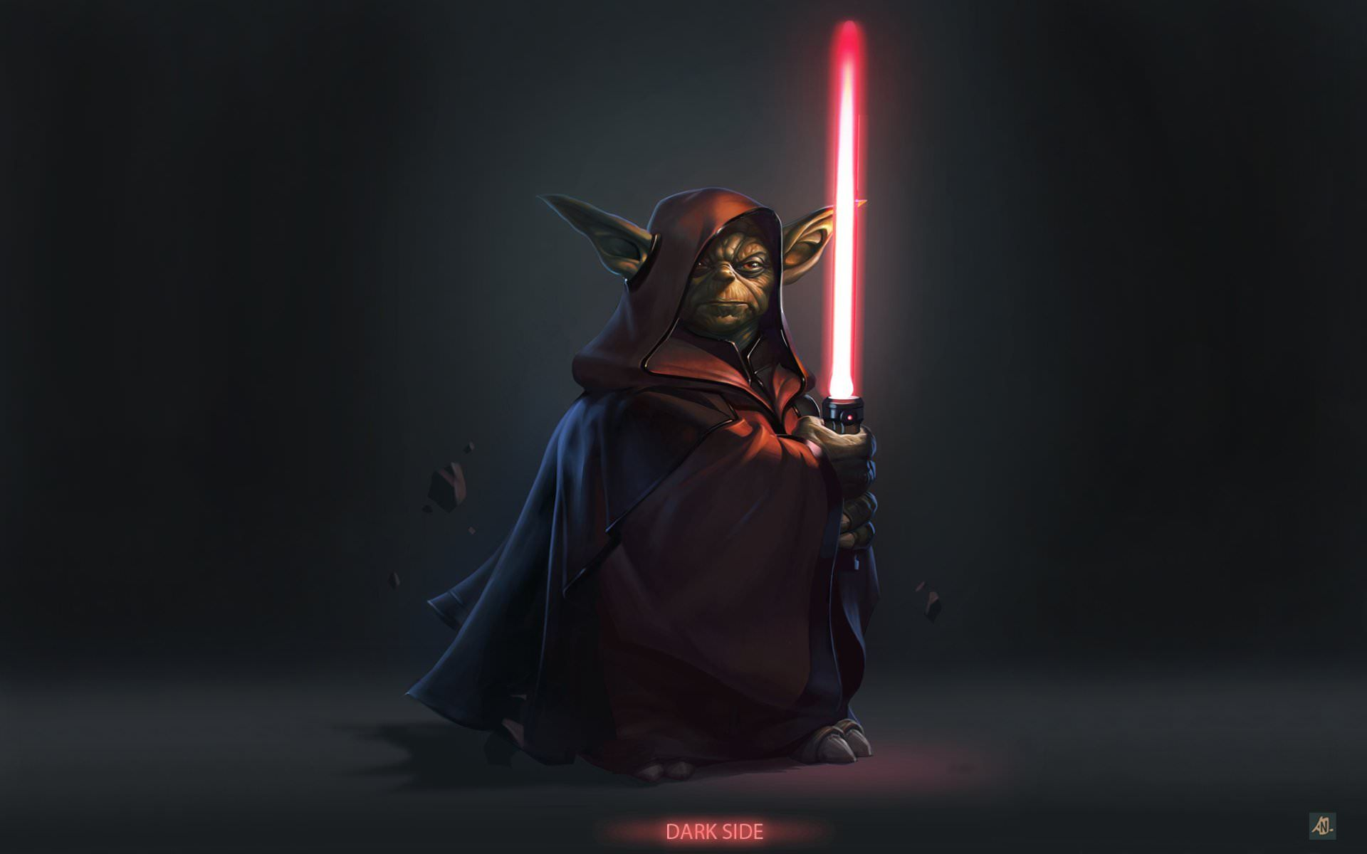 40 Of High Resolution Star Wars Wallpapers Hd Star Wars Wallpaper Yoda Wallpaper Dark Side Star Wars