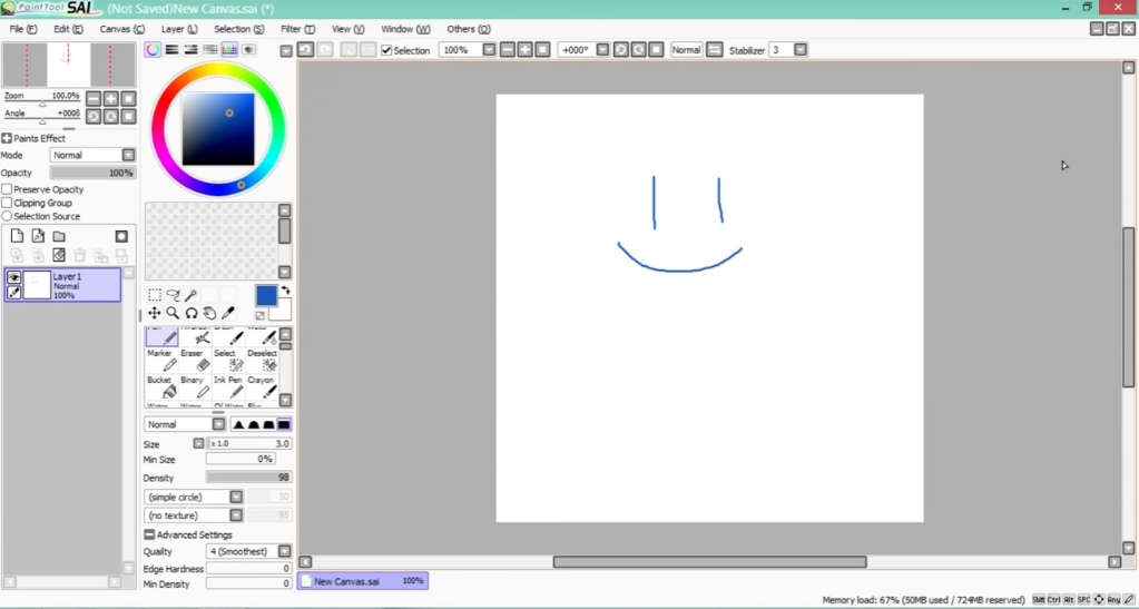 download paint tool sai 2 full version
