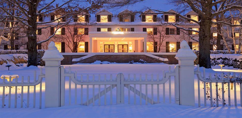 The perfect Winter getaway. Woodstock Inn & Suites Woodstock, Vermont