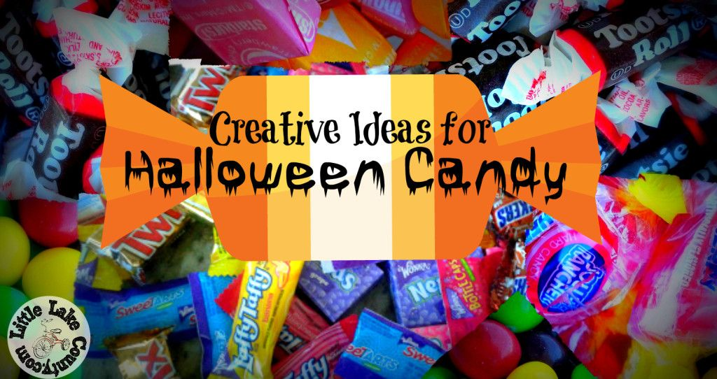 Creative Ideas to use up all that Halloween Candy