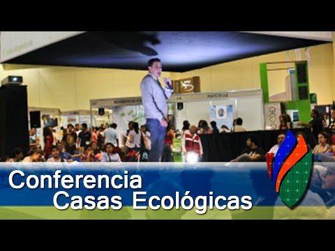 Video Conferencia - CEMAER - Casas Ecológicas - Expo enverdeser 2013 - YouTube