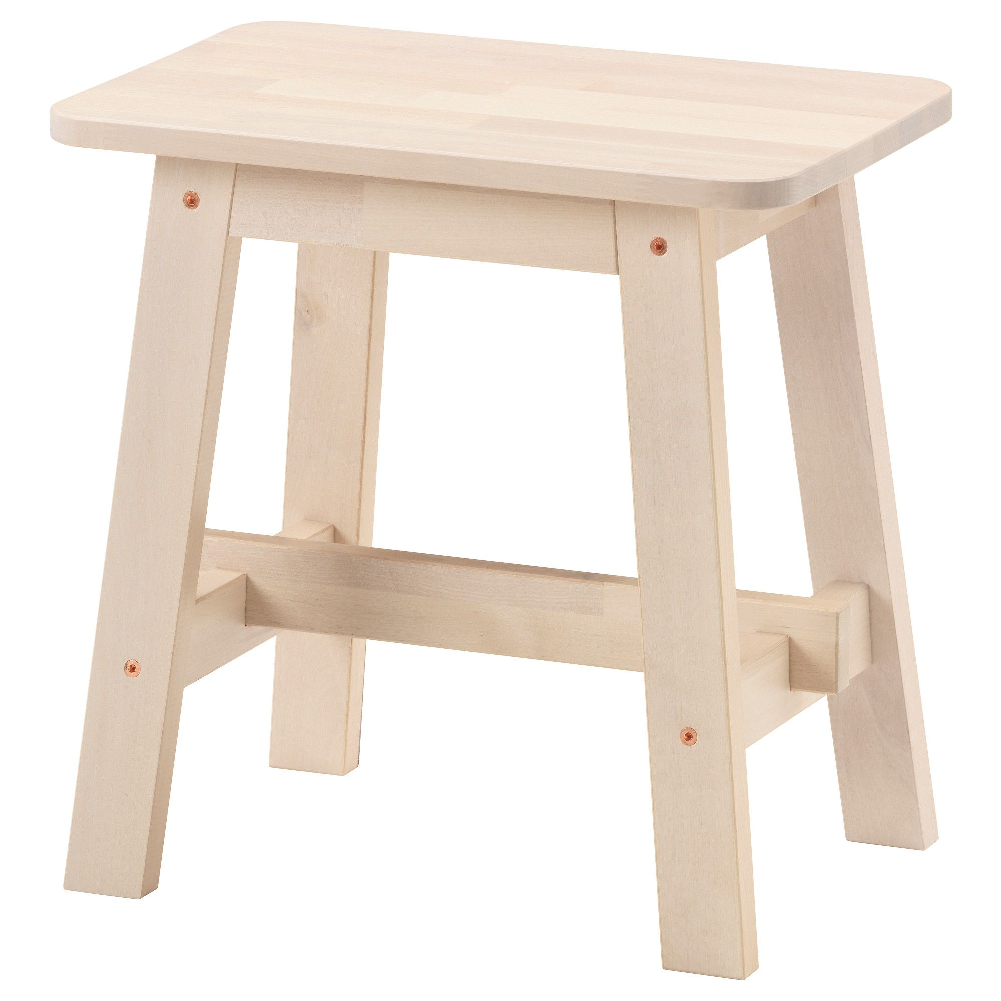 IKEA - NORRÅKER, Stool, Durable and hard-wearing. Meets the ...