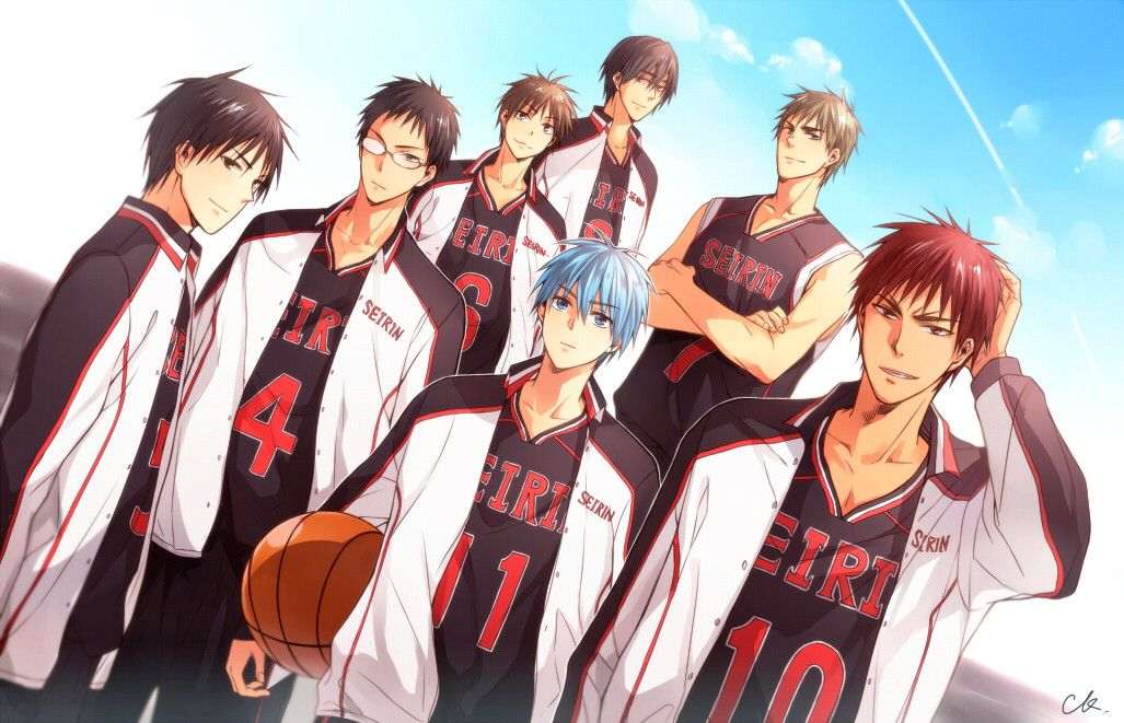 ดูการ์ตูน Kuroko's Basketball คุโรโกะ โนะ บาสเก็ต Season