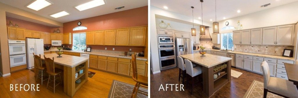 Kitchen Renovation Kitchencrate Cobbler Court Modesto Ca With