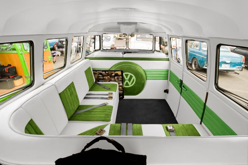 volkswagen van hippie interior. vw bus interior plan to have leather and suede inserts like the lexus is300 seats volkswagen van hippie r
