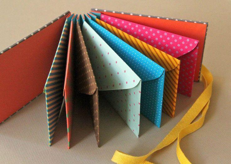 Envelope book do it yourself pinterest encuadernacion envelope book solutioingenieria Images