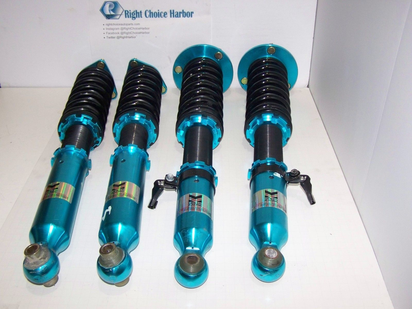 Details about Assembly Coilover Kits for Lexus 0612 IS350