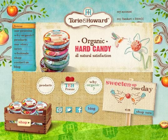 Lots of great #eCommerce #webdesign inspirational sites here :)