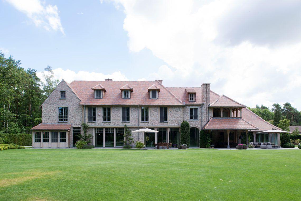 Sels exclusieve villabouw landelijke villa schoten hoog