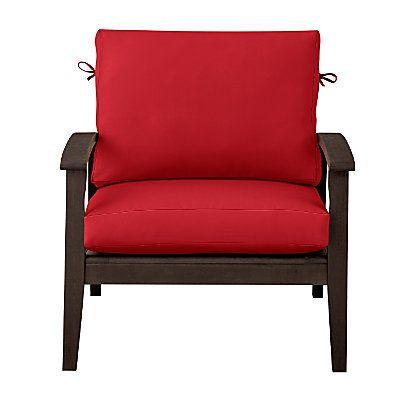 Comfort Deep Seat Cushion Set 17x24x4 Back 24x24x4 1 2 Seat Deep Seating Deck Furniture Deep Seat Cushions
