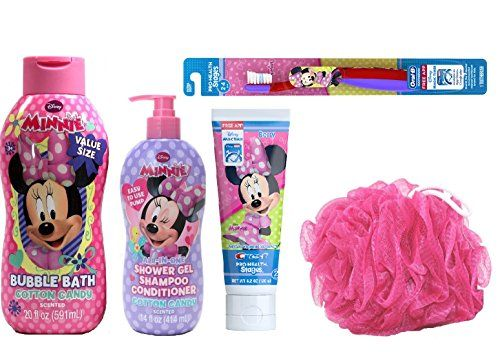 Disney Minnie Mouse Bubble Bath &