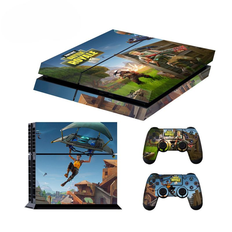 Skin Sticker For Sony Ps4 Playstation 4 Console 2