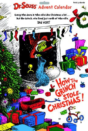 Roger La Borde Dr Seuss Advent Calendar Christmas