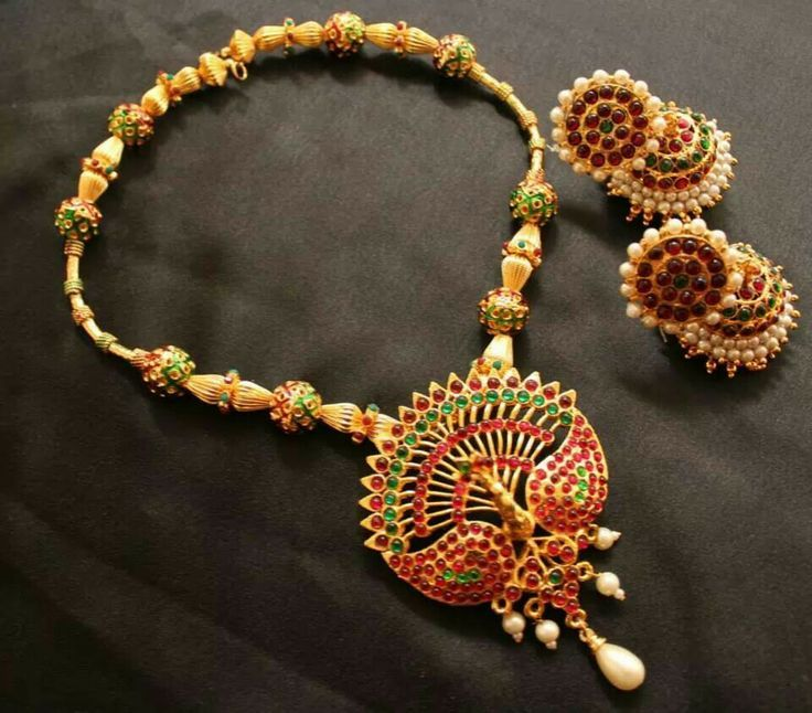Indian Gold Jewellery Necklace Sets Google Search: Indian Jewellery Design - Google Search