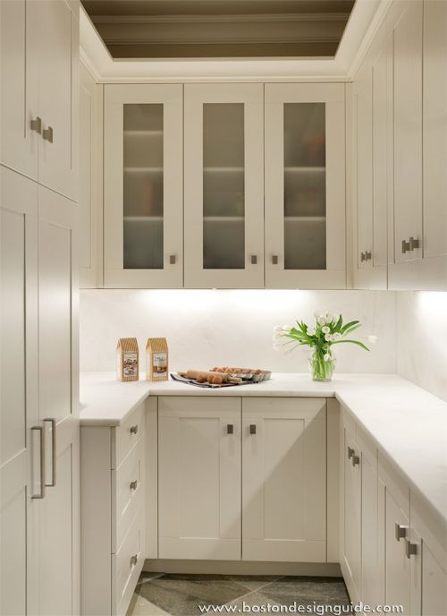 Scandia Kitchens Clear Counters
