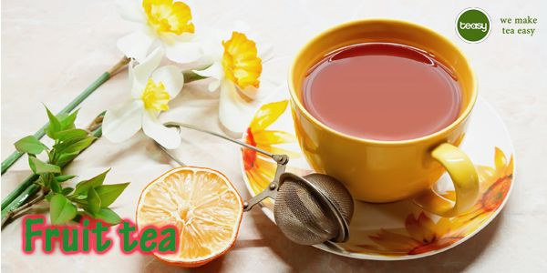 Fruit tea is a blend of many fruits,especially the apple & pear which aids in preserving the essence of its taste.This increases the quality of the tea as the other fruits are added to give it a nice flavor. Get more info: http://www.teasyteas.com/fruit-tea/