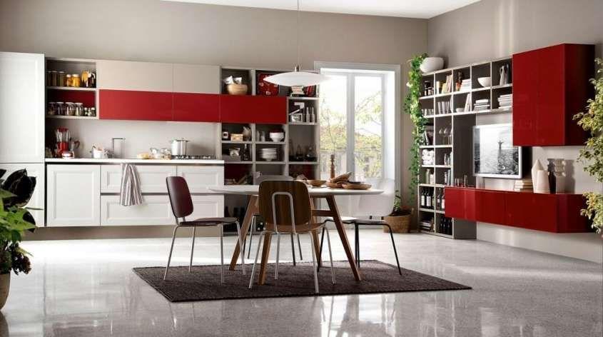 Cucine catalogo 2015 - Tablet Go di Veneta Cucine