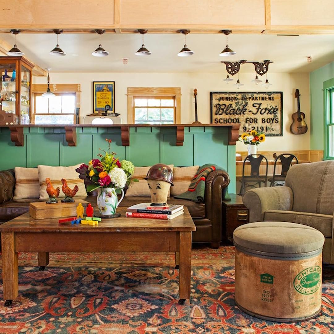Eclectic Cottage Living Room: Pin By Little Yellow Cottage On ***Cozy Cottage Living