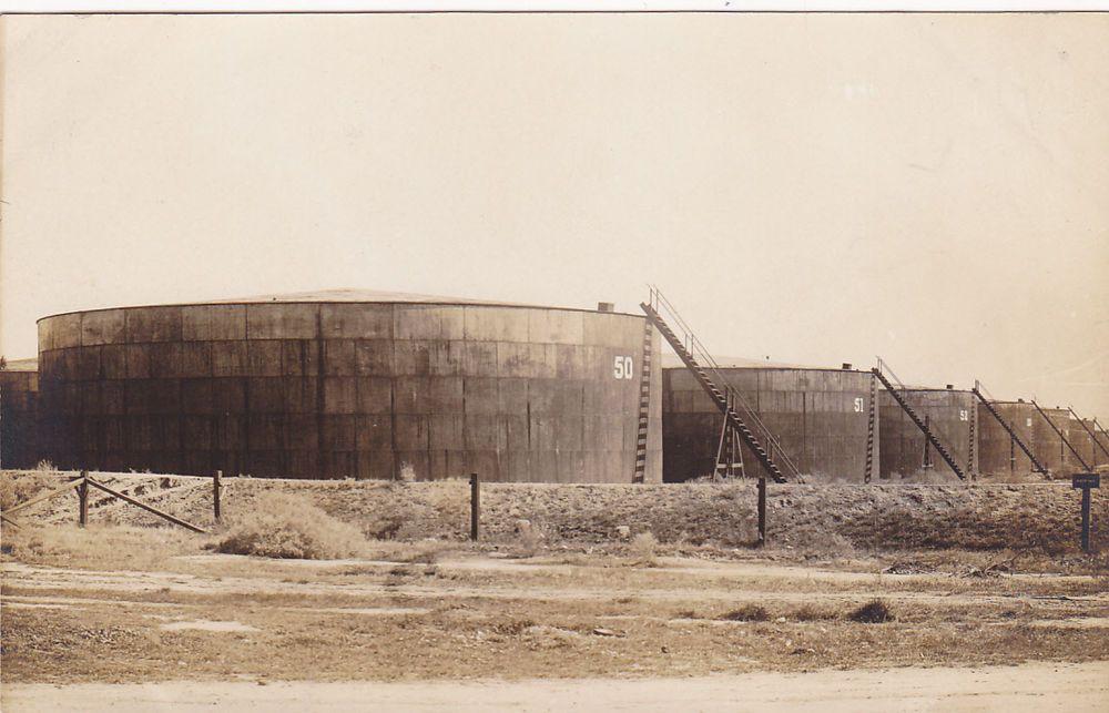 RP: Oil Center, Kern River Oil Fields , Bakersfield