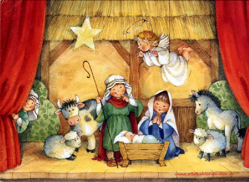 Afbeeldingsresultaat voor religieuze plaatjes kerst